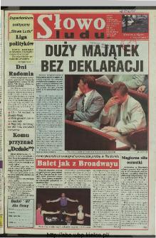 Słowo Ludu 1997, XLVIII, nr 200 (wydanie ABC)
