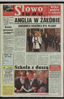 Słowo Ludu 1997, XLVIII, nr 202 (wydanie AB)