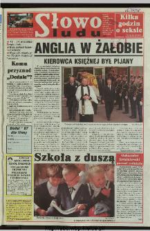 Słowo Ludu 1997, XLVIII, nr 202 (wydanie ABC)