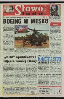 Słowo Ludu 1997, XLVIII, nr 203 (wydanie ABC)