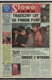 Słowo Ludu 1997, XLVIII, nr 204 (wydanie A)