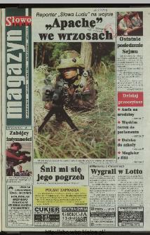 Słowo Ludu 1997, XLVIII, nr 205 (magazyn)