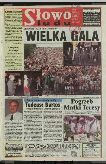 Słowo Ludu 1997, XLVIII, nr 213