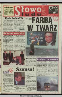 Słowo Ludu 1997, XLVIII, nr 215 (wydanie ABC)