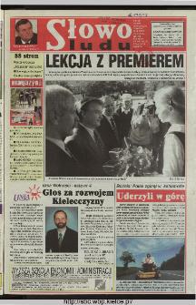Słowo Ludu 1997, XLVIII, nr 216 (wydanie A)