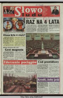 Słowo Ludu 1997, XLVIII, nr 218 (wydanie A)
