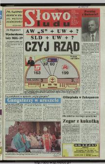 Słowo Ludu 1997, XLVIII, nr 220 (wydanie A)