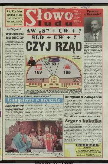 Słowo Ludu 1997, XLVIII, nr 220 (wydanie ABC)