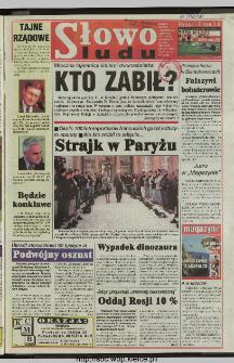 Słowo Ludu 1997, XLVIII, nr 222 (wydanie A)