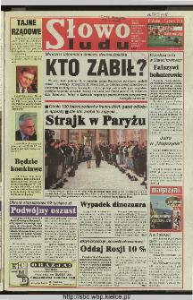 Słowo Ludu 1997, XLVIII, nr 222 (wydanie ABC)