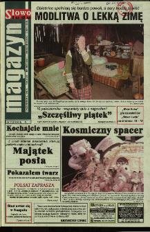 Słowo Ludu 1997, XLVIII, nr 229 (magazyn)