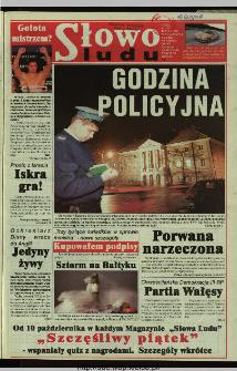 Słowo Ludu 1997, XLVIII, nr 230 (wydanie AB)
