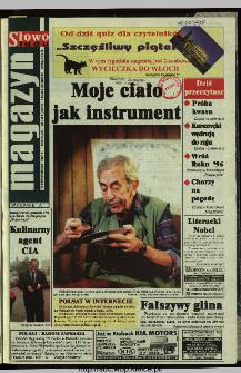 Słowo Ludu 1997, XLVIII, nr 235 (magazyn)