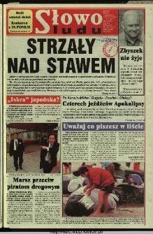Słowo Ludu 1997, XLVIII, nr 236 (wydanie A)