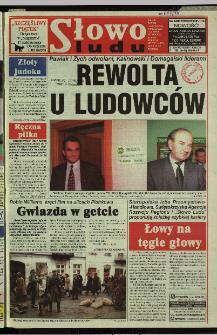 Słowo Ludu 1997, XLVIII, nr 237 (wydanie A)