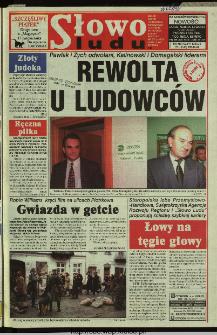 Słowo Ludu 1997, XLVIII, nr 237 (wydanie AB)