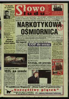 Słowo Ludu 1997, XLVIII, nr 246 (wydanie ABC)