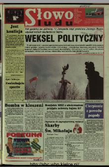 Słowo Ludu 1997, XLVIII, nr 261 (wydanie ABC)