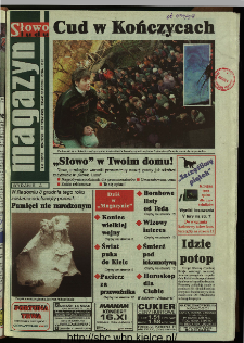 Słowo Ludu 1997, XLVIII, nr 263 (magazyn)