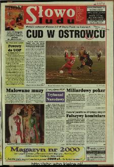Słowo Ludu 1997, XLVIII, nr 271 (wydanie ABC)