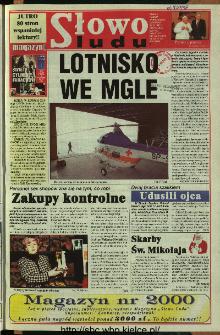 Słowo Ludu 1997, XLVIII, nr 274 (wydanie A)