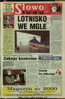 Słowo Ludu 1997, XLVIII, nr 274 (wydanie AB)