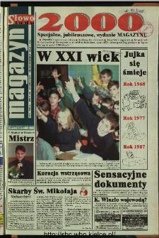 Słowo Ludu 1997, XLVIII, nr 275 (magazyn)