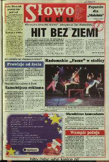 Słowo Ludu 1997, XLVIII, nr 276 (wydanie A)