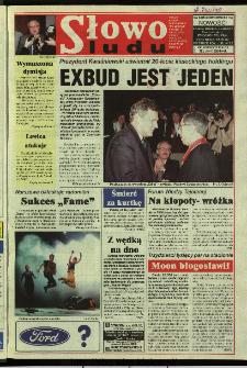 Słowo Ludu 1997, XLVIII, nr 277 (wydanie AB)