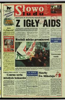 Słowo Ludu 1997, XLVIII, nr 280 (wydanie AB)