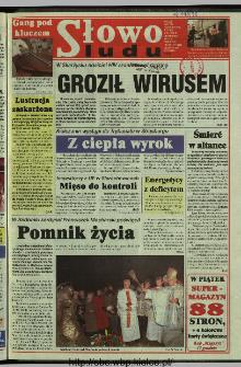 Słowo Ludu 1997, XLVIII, nr 284 (wydanie ABC)