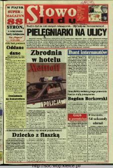 Słowo Ludu 1997, XLVIII, nr 285 (wydanie ABC)