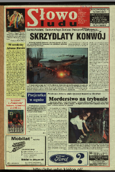 Słowo Ludu 1997, XLVIII, nr 289 (wydanie A)