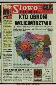 Słowo Ludu 1997, XLVIII, nr 292 (wydanie ABC)