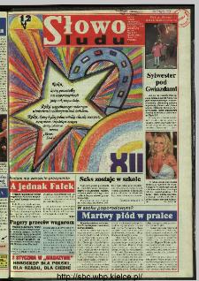 Słowo Ludu 1997, XLVIII, nr 299 (wydanie ABC)