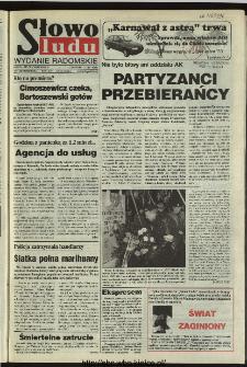 Słowo Ludu 1996, XLV, nr 27 (radomskie)
