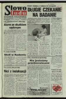 Słowo Ludu 1996, XLV, nr 32 (radomskie)