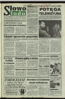 Słowo Ludu 1996, XLV, nr 35 (Nad Wisłą i Kamienną)