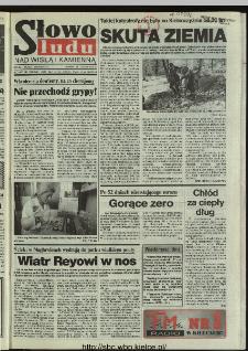 Słowo Ludu 1996, XLV, nr 37 (Nad Wisłą i Kamienną)