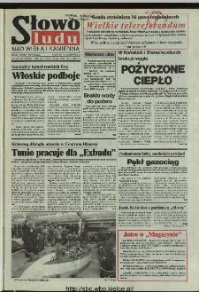 Słowo Ludu 1996, XLV, nr 39 (Nad Wisłą i Kamienną)