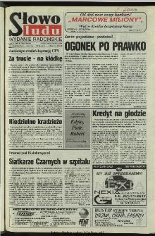Słowo Ludu 1996, XLV, nr 54 (radomskie)