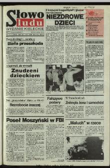 Słowo Ludu 1996, XLV, nr 56