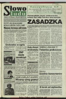 Słowo Ludu 1996, XLV, nr 71 (Nad Wisłą i Kamienną)