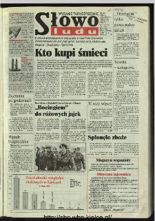 Słowo Ludu 1996, XLV, nr 81 (tarnobrzeskie)