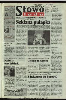 Słowo Ludu 1996, XLV, nr 84