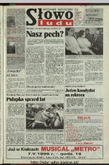 Słowo Ludu 1996, XLV, nr 91