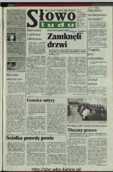 Słowo Ludu 1996, XLV, nr 99 (tarnobrzeskie)