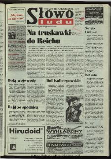Słowo Ludu 1996, XLV, nr 127 (radomskie)