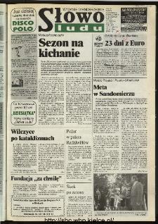 Słowo Ludu 1996, XLV, nr 131 (tarnobrzeskie)
