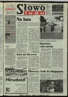 Słowo Ludu 1996, XLV, nr 132 (radomskie)